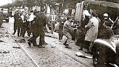 26 mars 1962 les secours