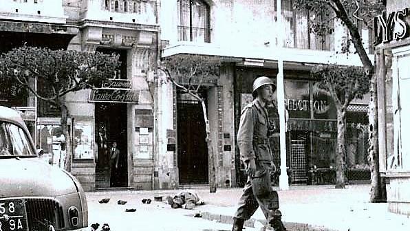 26 mars 1962 victime et bourreau