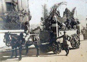 Oran 1922 carnaval