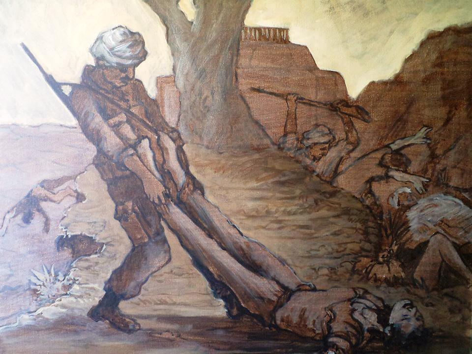 EL HALIA  le massacre 20 aout 1955  JF GALEA