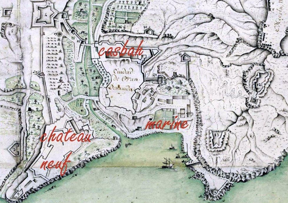 oran 08 octobre 1790