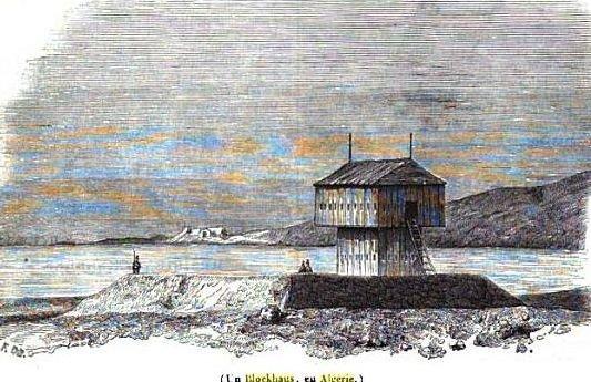 1840 blockhaus
