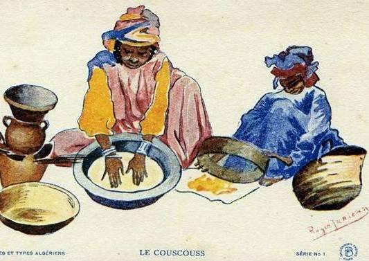 couscous -irriera