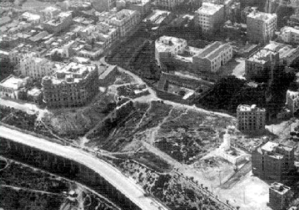 oran ravin de la cressonnière  1920