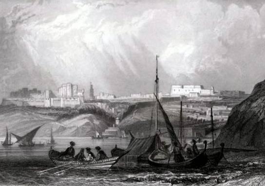 1844 chateau-neuf , ravin , blanca oran