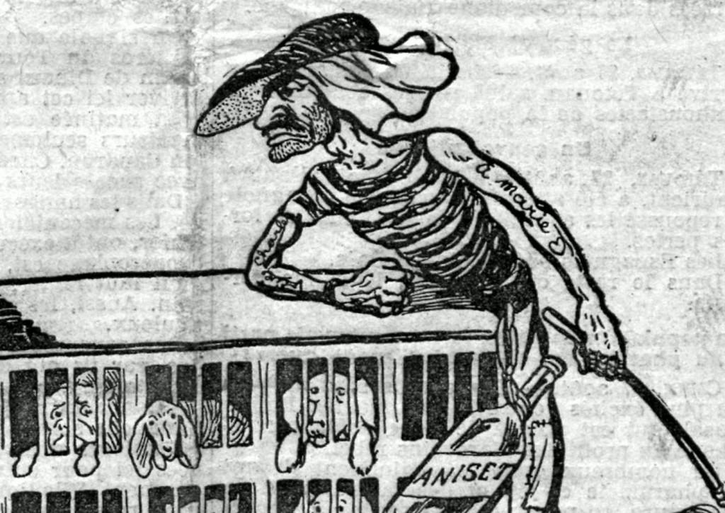 GALOUFA 1913 Drack-Oub