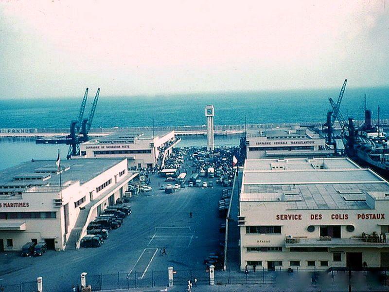 oran gare maritime 06 1962