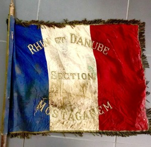 le drapeau de mosta