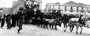 corso du carnaval de Bizerte en 1903