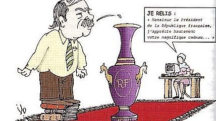 texte et dessin de  Jean BRUA