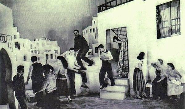 la famille HERNANDEZ 1957