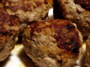 boulettes -pélotass