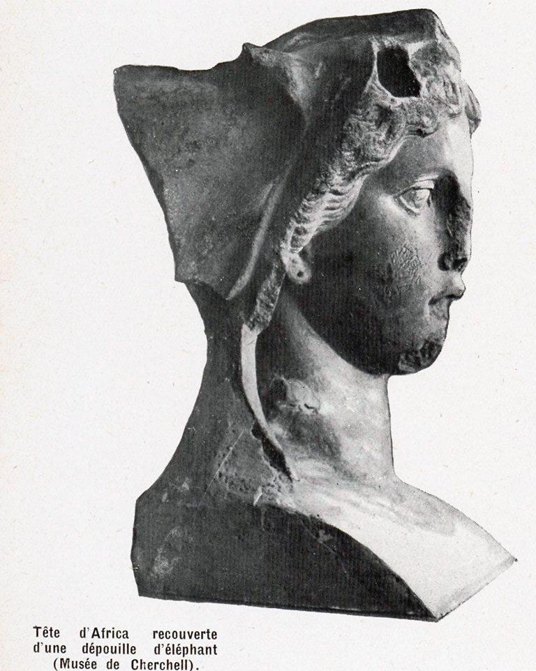 AFRICA musée de Cherchell