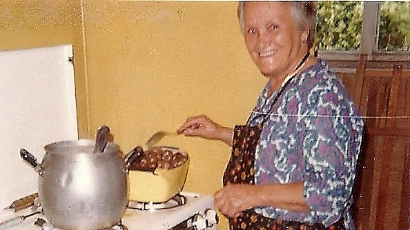 l'aouéla en cuisine