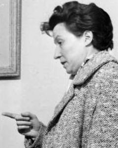 Geneviève Baïlac 1957