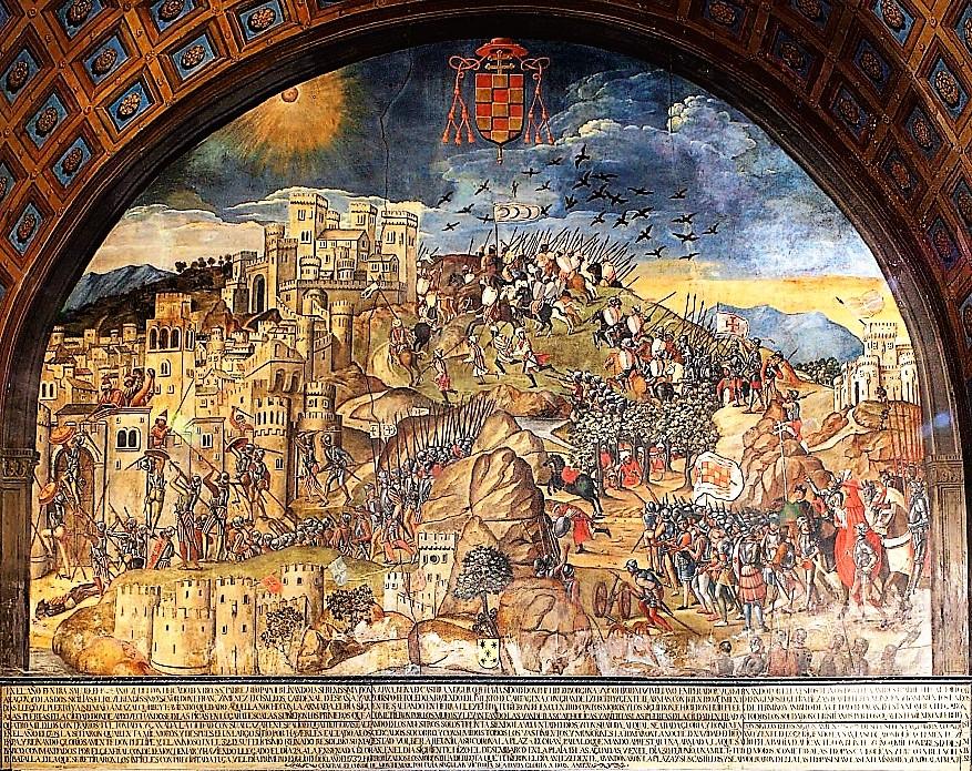 Prise d'Oran mai 1509