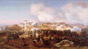 13 10 1837 les colonnes à l'assaut