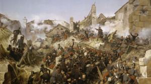 13 10 1837 Lamoricière sur la breche