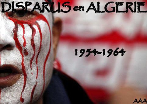 disparus français en Algérie 1954-64