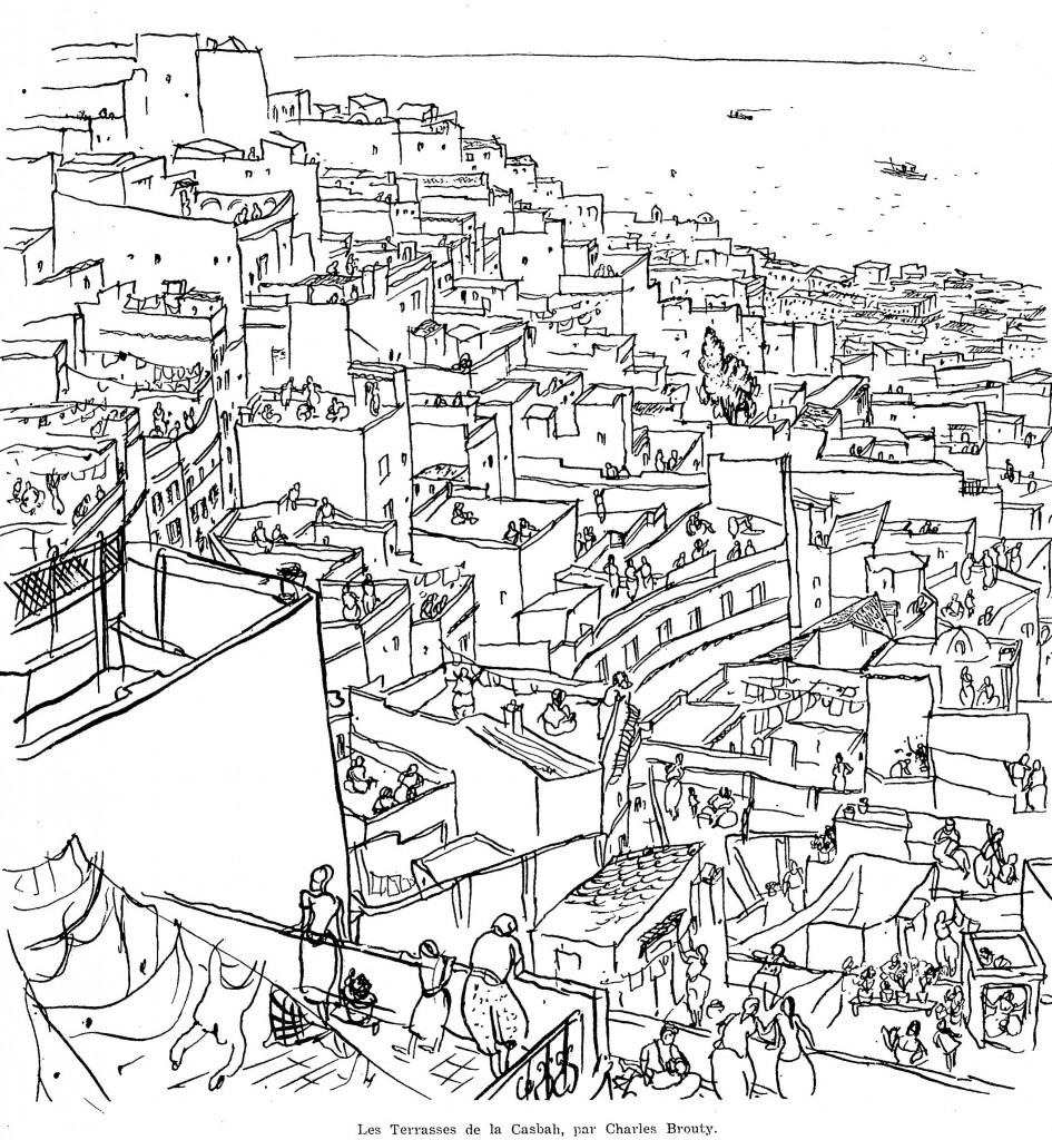 casbah d'Alger 1933