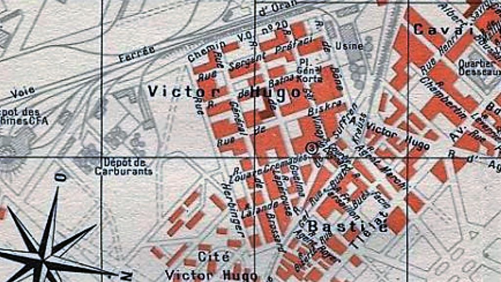oran victor hugo 1957
